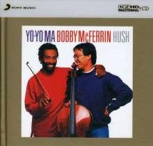 Bobby McFerrin & Yo-Yo Ma - Hush (K2 HD), CD