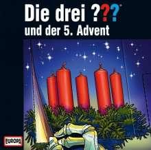 Die Drei ??? und der 5. Advent, 3 CDs