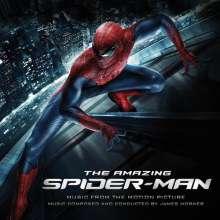 James Horner (1953-2015): Filmmusik: The Amazing Spider-Man (O.S.T.), CD