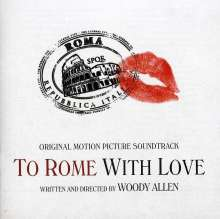Filmmusik: To Rome With Love (O.S.T.), CD