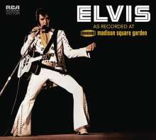 Elvis Presley (1935-1977): As Recorded At Madison Square Garden 1972, 2 CDs