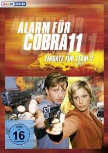 Alarm für Cobra 11 - Einsatz für Team 2 Staffel 2, 2 DVDs