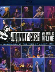 We Walk The Line: A Celebration Of The Music Of Johnny Cash, Blu-ray Disc