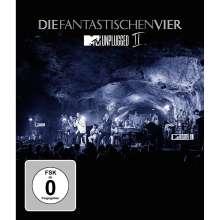 Die Fantastischen Vier: Die Fantastischen Vier - MTV Unplugged II, Blu-ray Disc