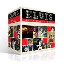 Elvis Presley (1935-1977): 20 Original Albums (The Perfect Elvis Presley Collection) (Original Cover), 20 CDs