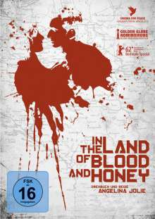In The Land Of Blood And Honey, DVD