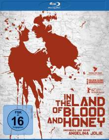 In The Land Of Blood And Honey (Blu-ray), Blu-ray Disc