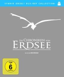 Die Chroniken von Erdsee (Blu-ray), Blu-ray Disc