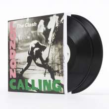 The Clash: London Calling (remastered) (180g), 2 LPs