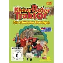 Kleiner roter Traktor - Die schönsten Tierfolgen, DVD