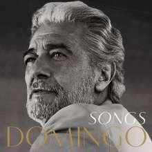 Placido Domingo - Songs, CD