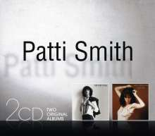 Patti Smith: Horses/Easter, 2 CDs