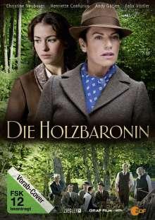 Die Holzbaronin, DVD