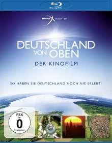 Deutschland von oben - Der Kinofilm (Blu-ray), Blu-ray Disc
