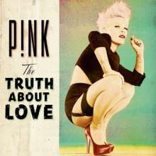 P!NK: The Truth About Love (Clean Version), CD