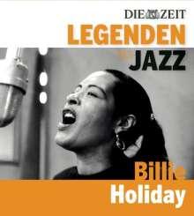 """Billie Holiday (1915-1959): Die Zeit Edition """"Legenden des Jazz"""", CD"""
