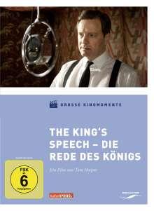 The King's Speech, DVD