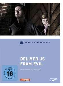 Deliver Us From Evil, DVD