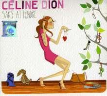 Céline Dion: Sans Attendre (Limited Edition Digipack) + Tischkalender, CD