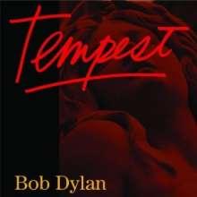 Bob Dylan: Tempest (180g), 2 LPs und 1 CD