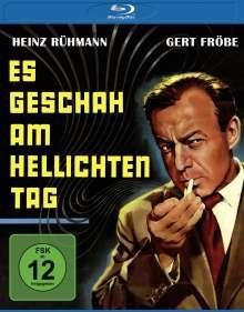Es geschah am hellichten Tag (1958) (Blu-ray), Blu-ray Disc