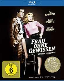 Frau ohne Gewissen (Blu-ray), Blu-ray Disc