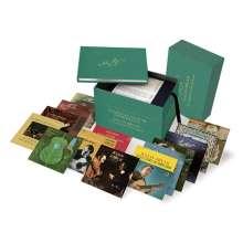 Julian Bream - The Complete Album Collection, 40 CDs und 2 DVDs