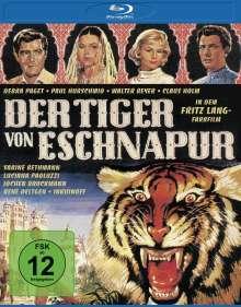 Der Tiger von Eschnapur (Blu-ray), Blu-ray Disc