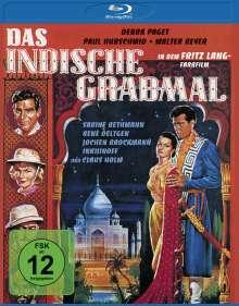 Das indische Grabmal (1958) (Blu-ray), Blu-ray Disc
