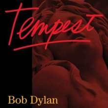 Bob Dylan: Tempest, CD
