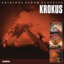 Krokus: Original Album Classics, 3 CDs