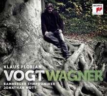 Klaus Florian Vogt - Wagner, CD
