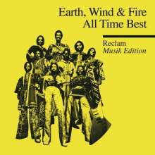 Earth, Wind & Fire: All Time Best: Reclam Musik Edition, CD