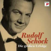 Rudolf Schock - Die großen Erfolge, CD