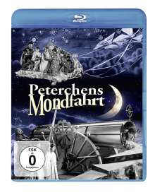 Peterchens Mondfahrt (Blu-ray), Blu-ray Disc
