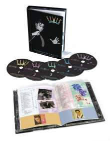 Elvis Presley (1935-1977): The King of Rock 'n' Roll: The Complete 50's Masters, 5 CDs