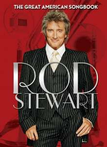 Rod Stewart: The Great American Songbook (Box Set), 4 CDs