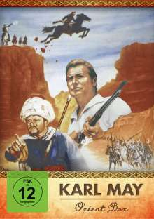 Karl May Orient-Box, 3 DVDs