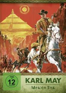 Karl May Edition 3: Die Mexico-Box, 2 DVDs