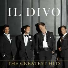 Il Divo: Greatest Hits, CD