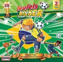 50/Ballzauber!, 2 CDs
