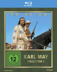 Karl May Collection Box 2 (Blu-ray), 3 Blu-ray Discs