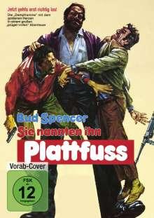 Bud Spencer - Sie nannten ihn Plattfuss  (Remastered Version), DVD