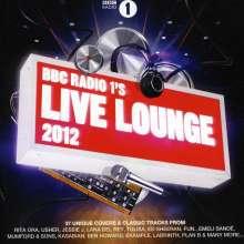 BBC Radio 1's Live Lounge 2012, 2 CDs