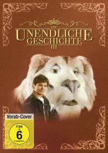 Die unendliche Geschichte 3, DVD