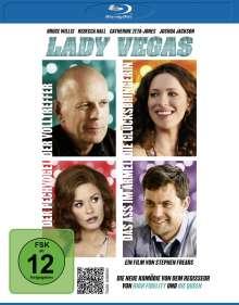 Lady Vegas (Blu-ray), Blu-ray Disc