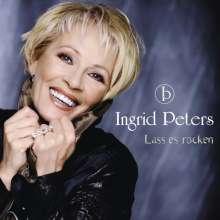 Ingrid Peters: Lass es rocken, CD