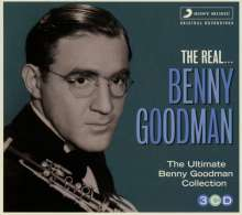 Benny Goodman (1909-1986): The Real Benny Goodman, 3 CDs