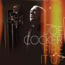 Joe Cocker: Fire It Up (Premium Edition) (CD + DVD), 1 CD und 1 DVD