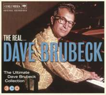 Dave Brubeck (1920-2012): The Real Dave Brubeck, 3 CDs